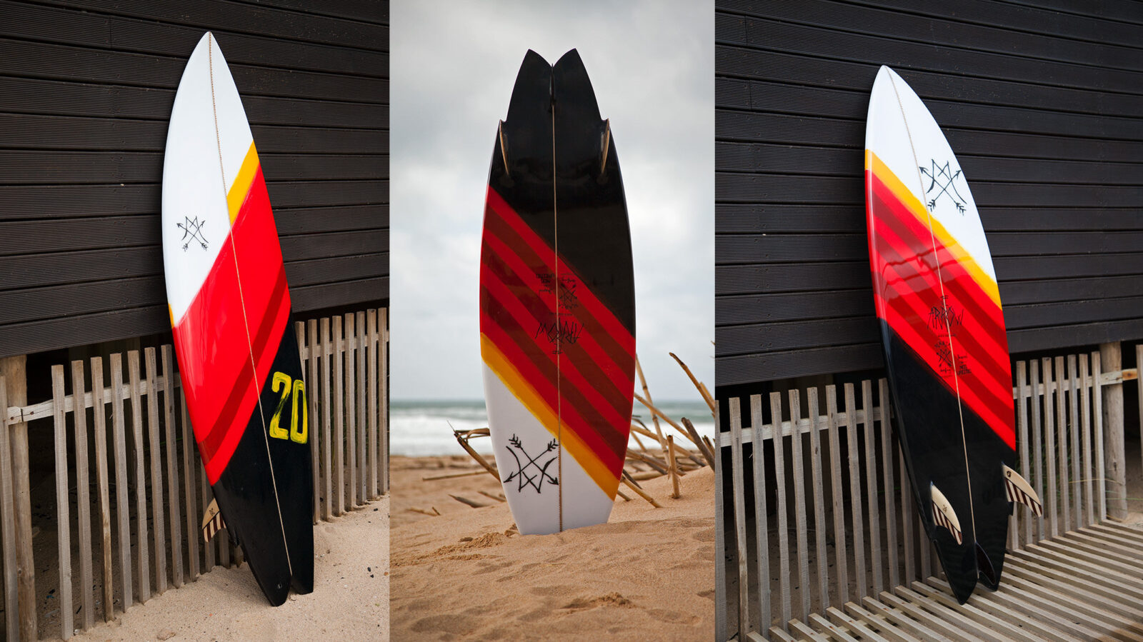 The Maria Riding Company Arrow Miccosukee Surfboard