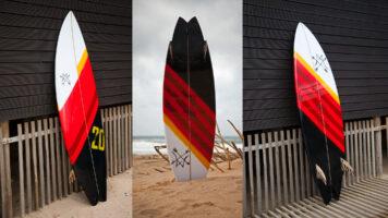 The Maria Riding Company Arrow Miccosukee Surfboard