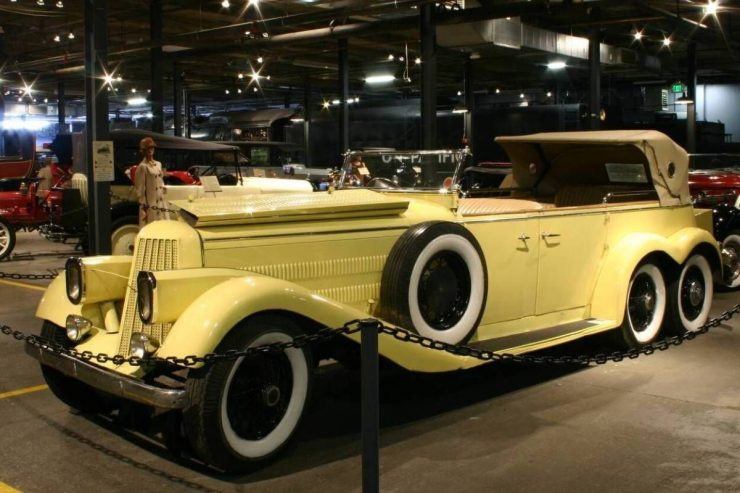 1923 Hispano Suiza Victoria Town Car