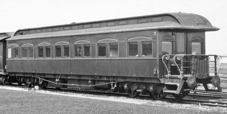Queensland Governor's Passenger Car Pullman
