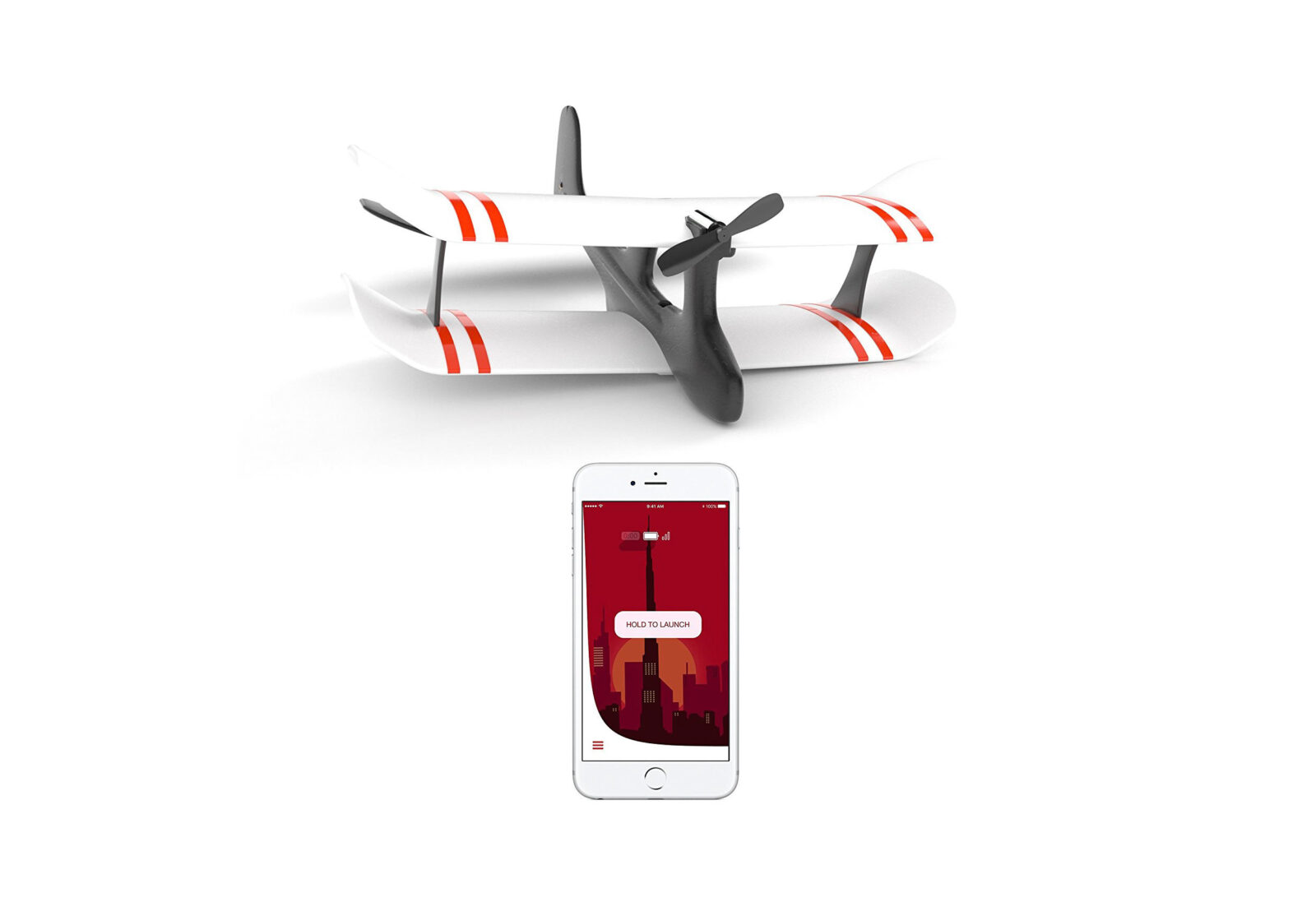 TobyRich Moskito Smartphone App Controlled Airplane 3 1600x1108 - TobyRich Moskito - Smartphone App Controlled Airplane