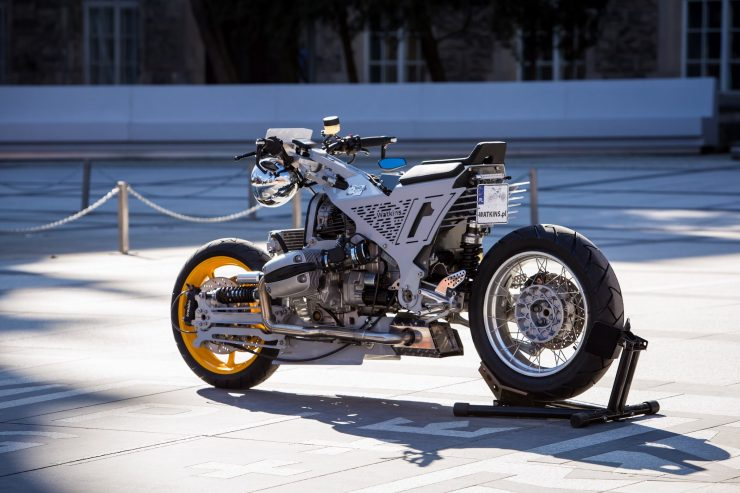 Watkins M001 Custom BMW R1150 RT