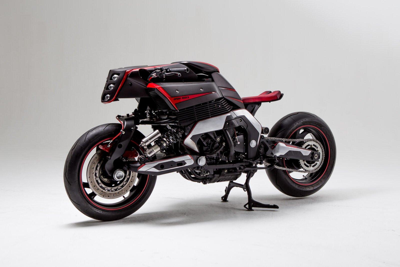 the jsk moto co custom yamaha gts 1000 project rhodium omega. Black Bedroom Furniture Sets. Home Design Ideas