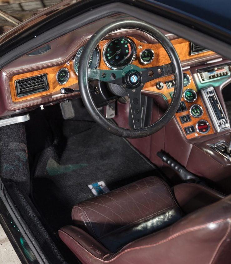 De Tomaso Pantera GT5 Interior
