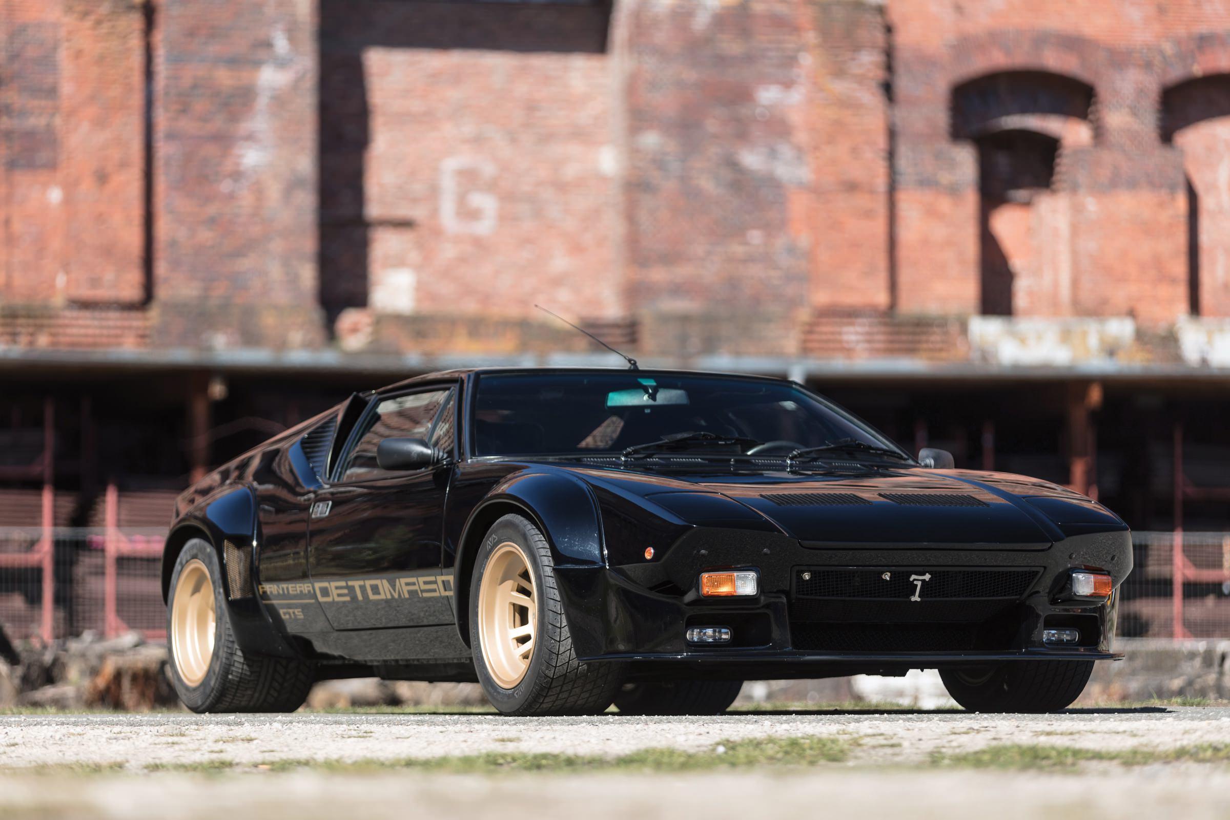 De Tomaso Pantera Performance >> An Italian American Supercar The De Tomaso Pantera Gt5
