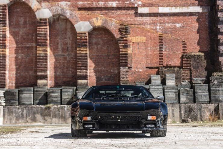 De Tomaso Pantera GT5 Front