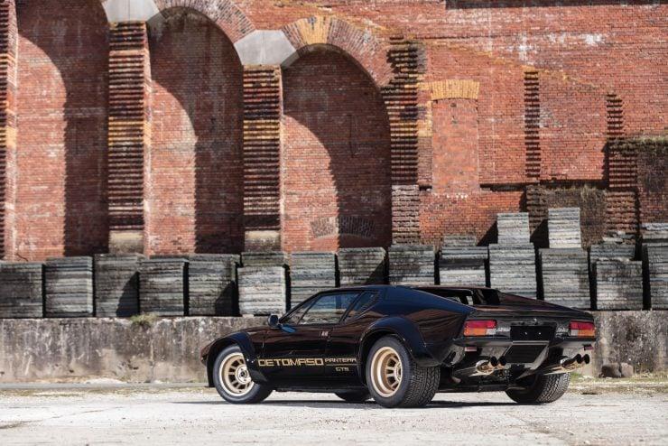 De Tomaso Pantera GT5 Rear