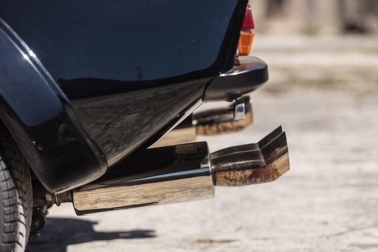 De Tomaso Pantera GT5 Exhaust