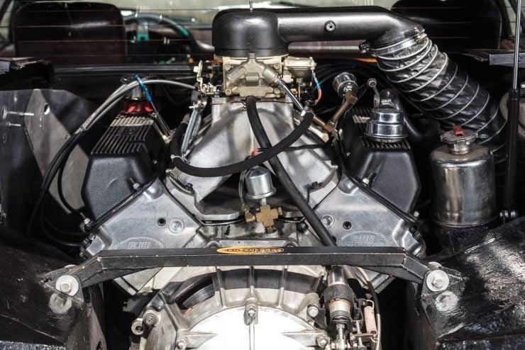 De Tomaso Pantera GT5 Engine