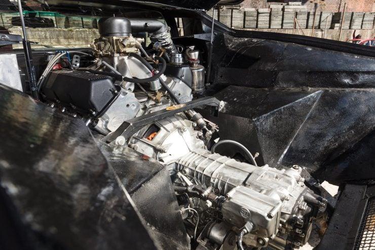 De Tomaso Pantera GT5 Gearbox