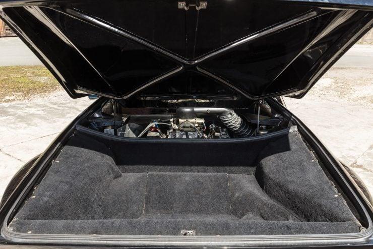 De Tomaso Pantera GT5 Trunk Space