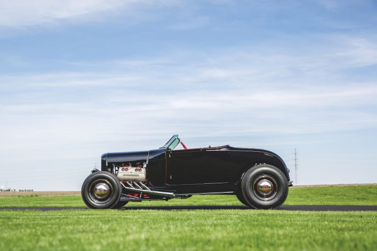 1932 Ford Blue Boy Roadster 1