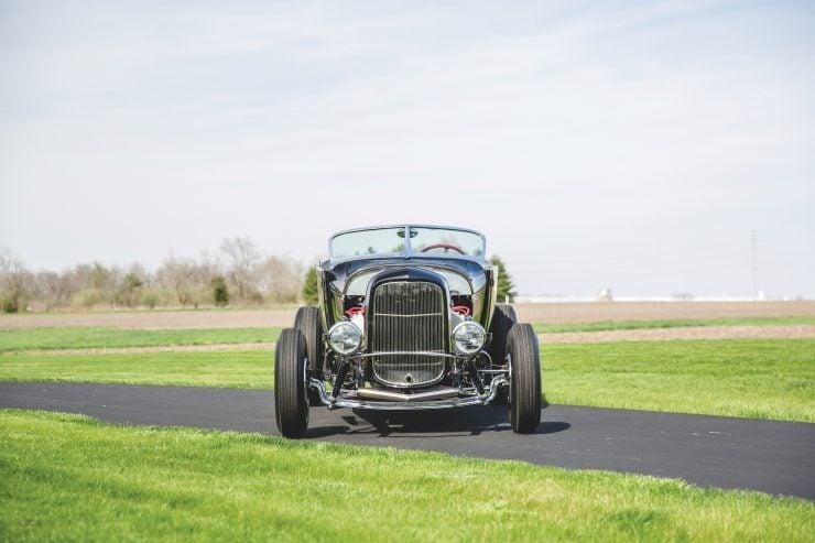 1932 Ford Blue Boy Roadster 3