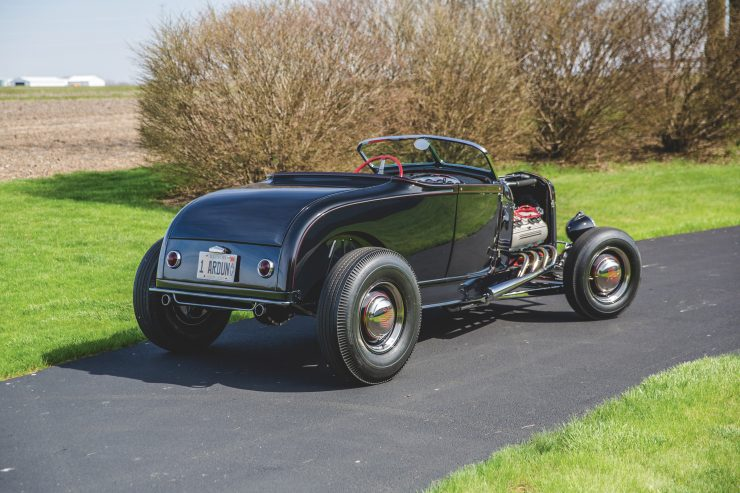 1932 Ford Blue Boy Roadster 6