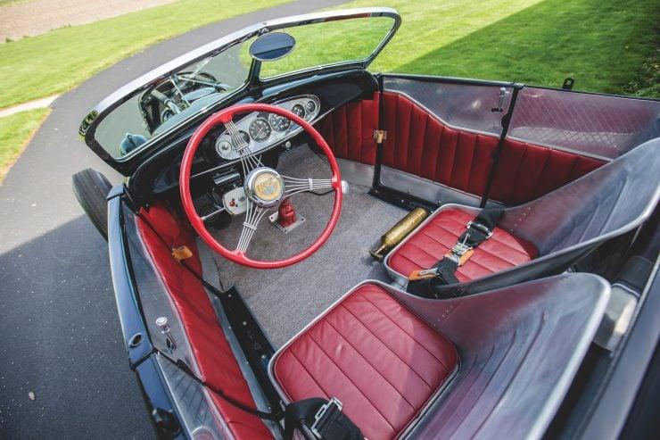 1932 Ford Blue Boy Roadster 7