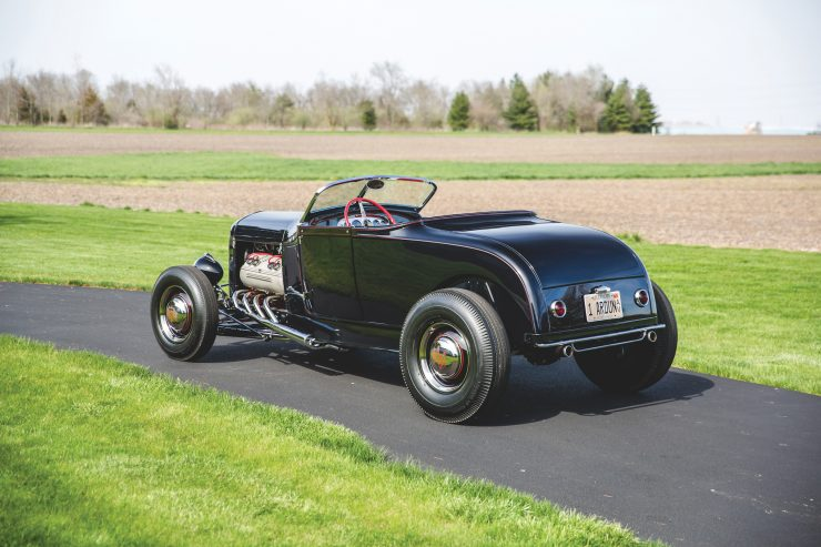 1932 Ford Blue Boy Roadster