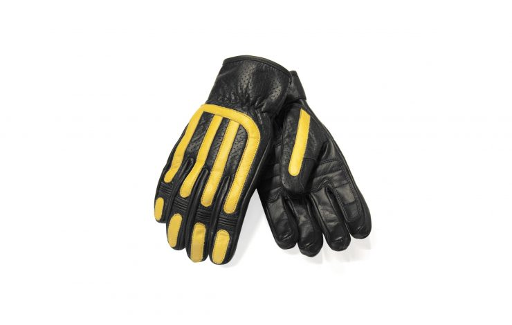 Age of Glory Retro Motorcycle Gloves