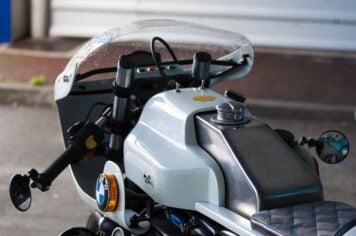 BMW K100 Custom Motorcycle