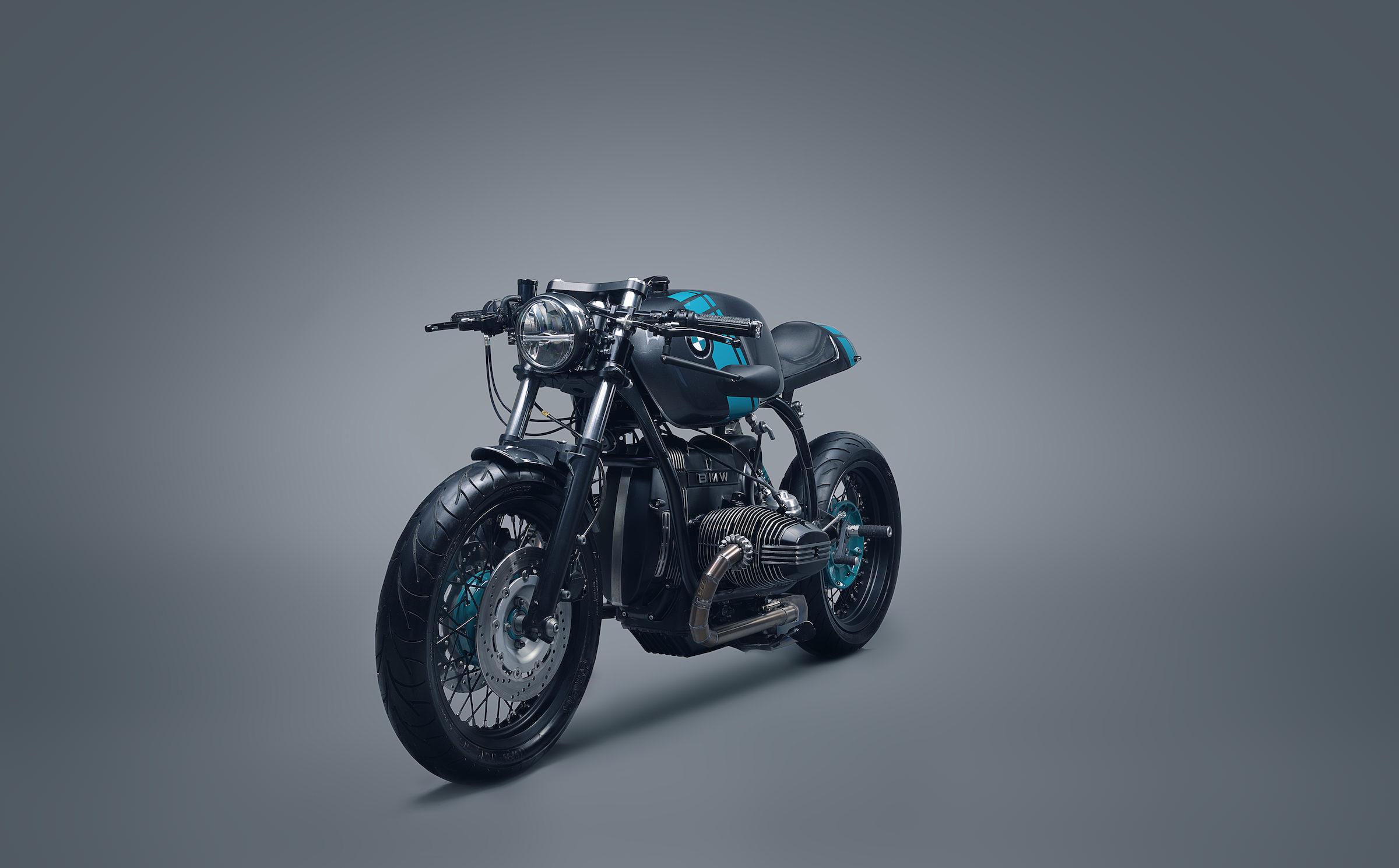 elemental custom cycles bmw r80 monolever cafe racer project 4. Black Bedroom Furniture Sets. Home Design Ideas