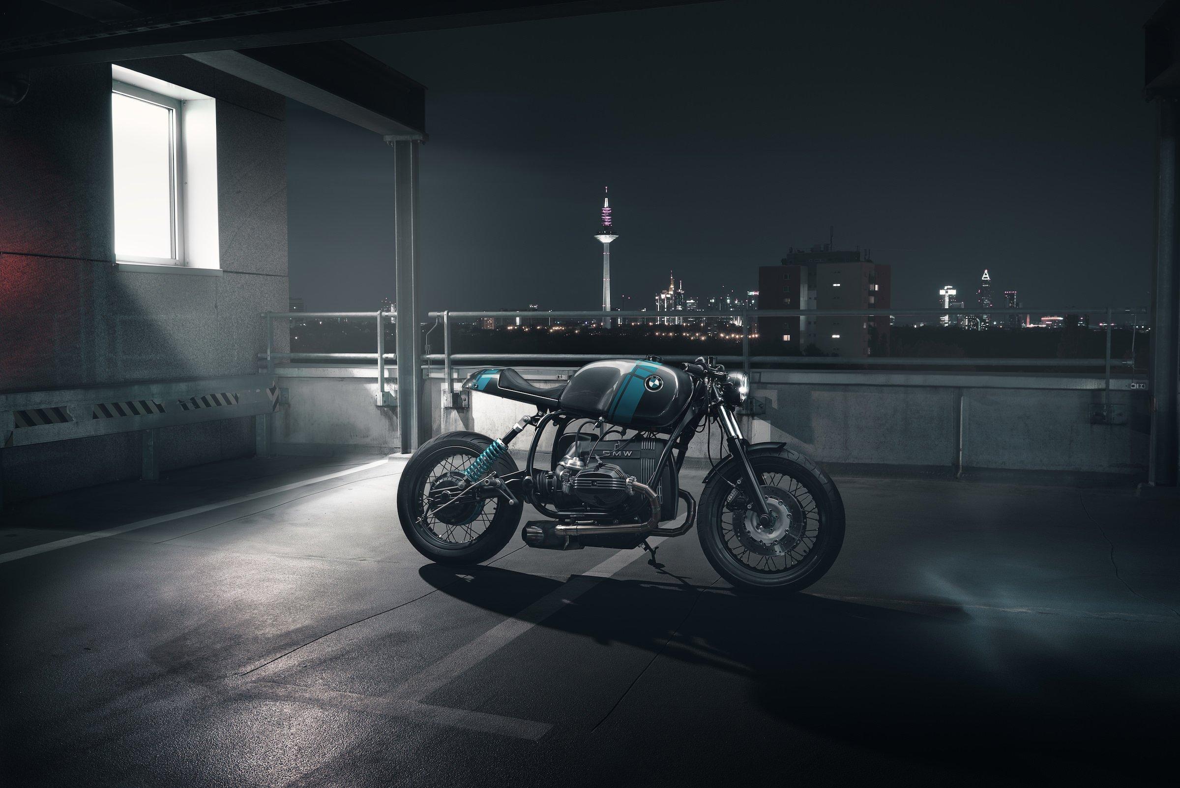 BMW R80 Monolever Custom