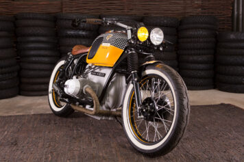 BMW R80/7 Motorcycle