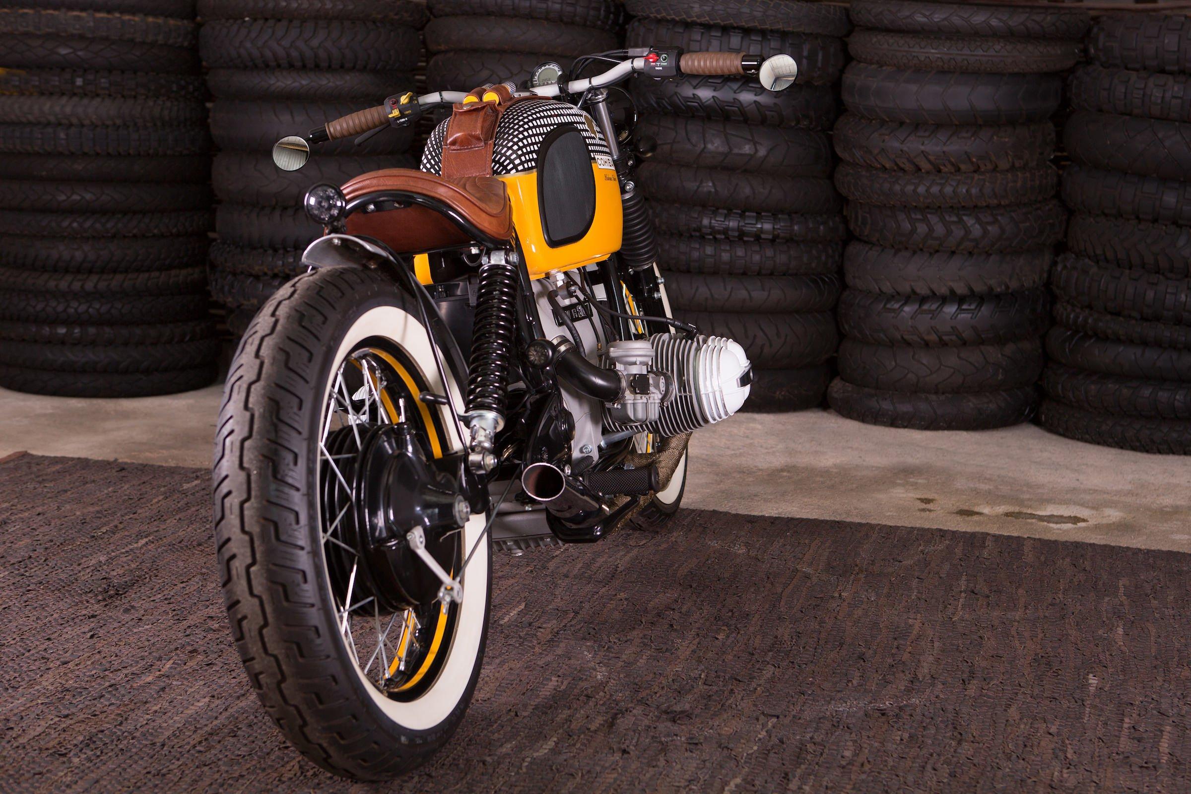 bmw bobber r80 motorcycle motorcycles cytech website rear cohiba visit