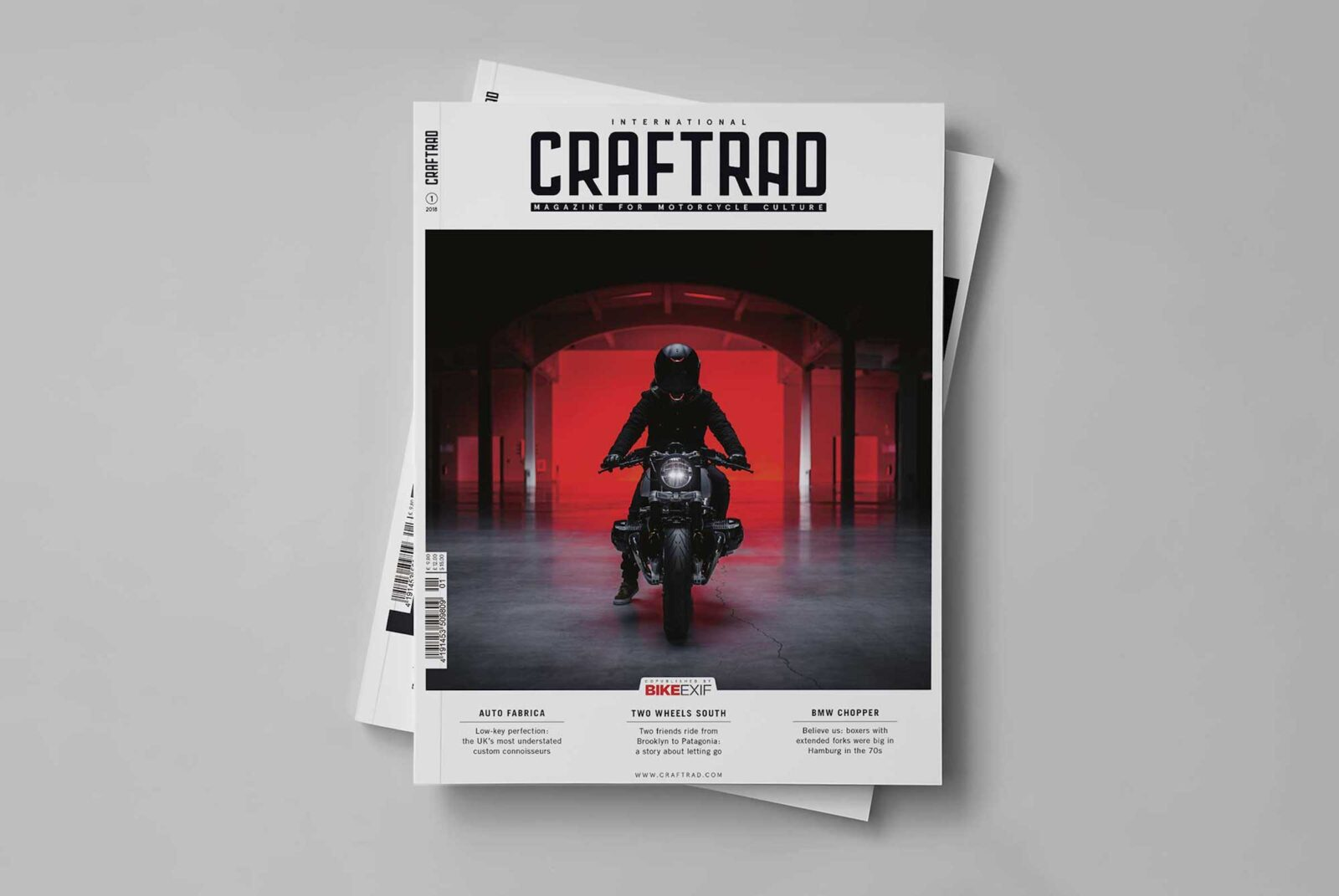 Bike EXIF x Craftrad Magazine