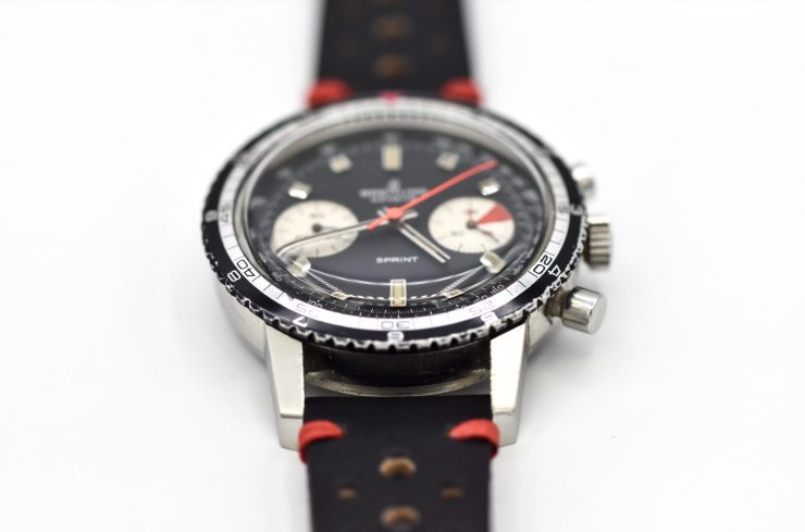 Breitling Sprint 2 1 740x489 - The Breitling Sprint - The 1960s Swiss Chronograph For Athletes
