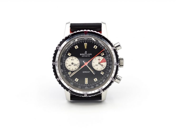 Breitling Sprint 2 740x537 - The Breitling Sprint - The 1960s Swiss Chronograph For Athletes