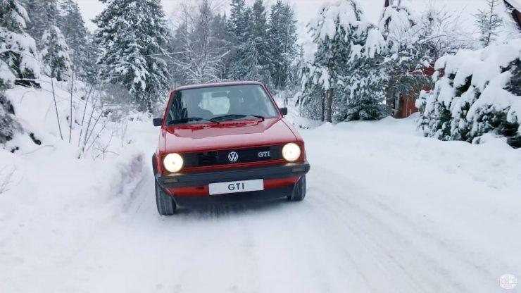Edd China's Garage Revival VW Golf