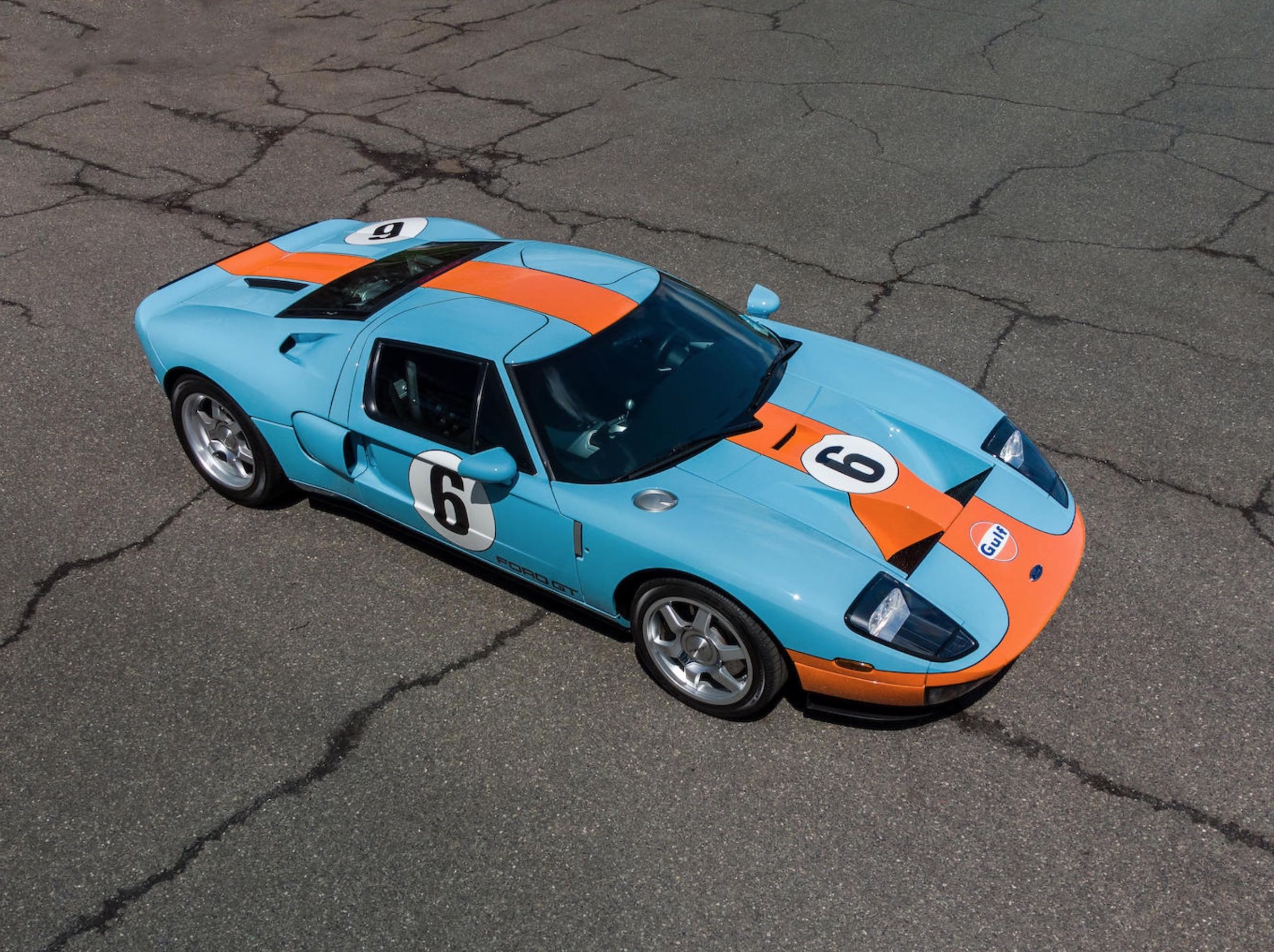 2006 Ford Gt Heritage Edition The American Supercar