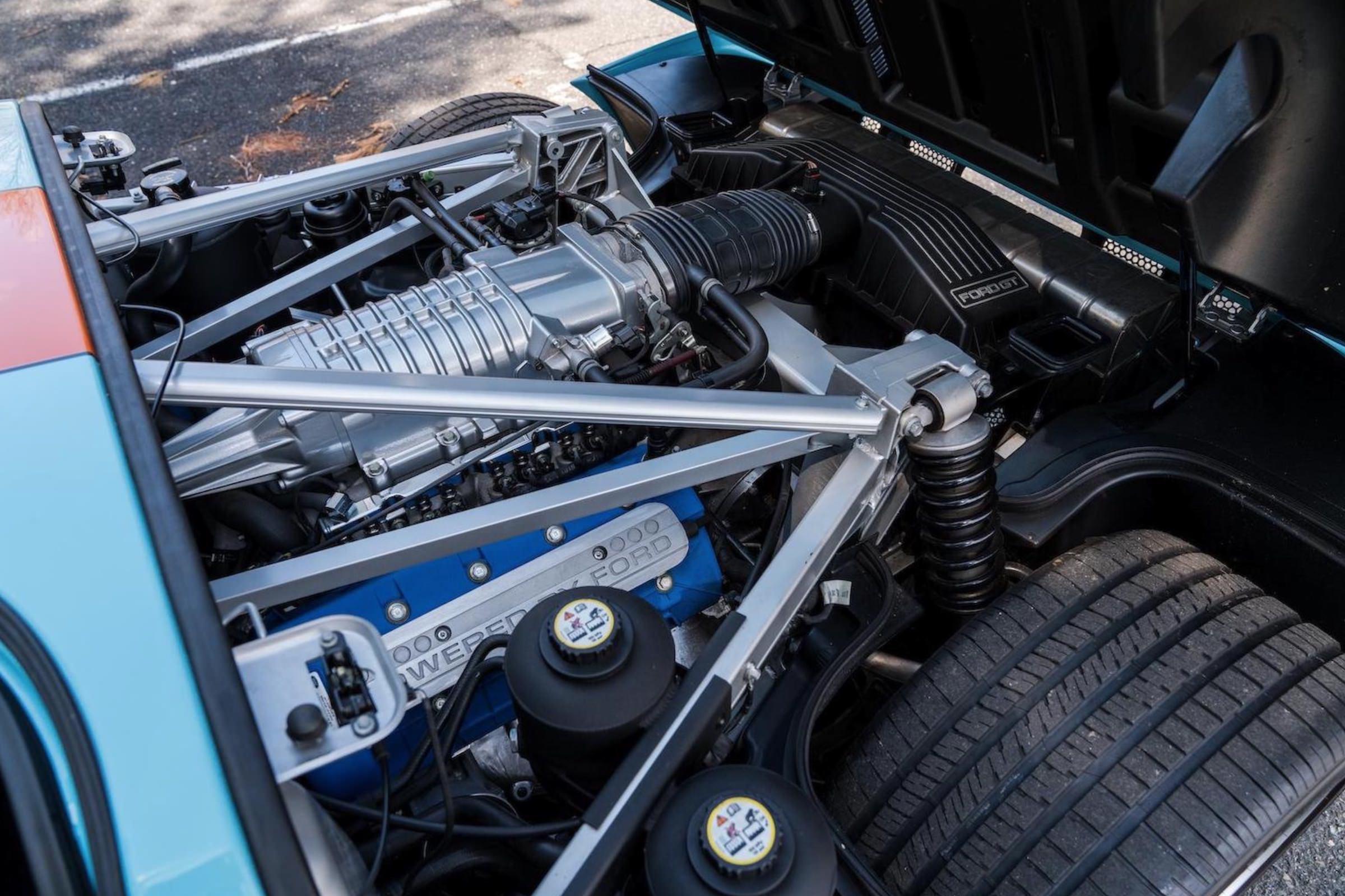 Ford Gt V Engine