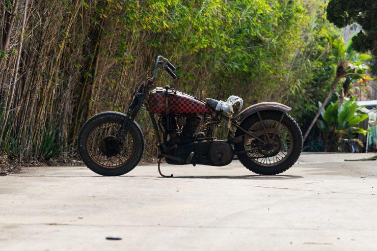 Harley-Davidson JDH Twin-Cam