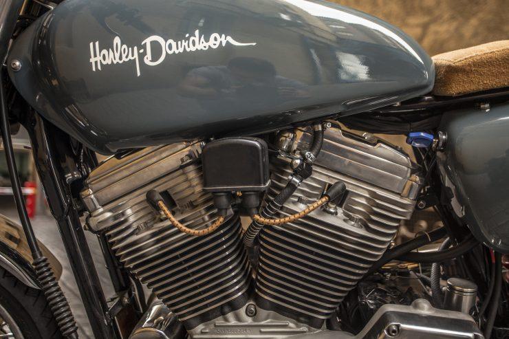 Harley Sportster Heads 740x493 - XTR Pepo Harley-Davidson Sportster Street Tracker