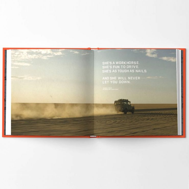 Icon - The Official Land Rover Book