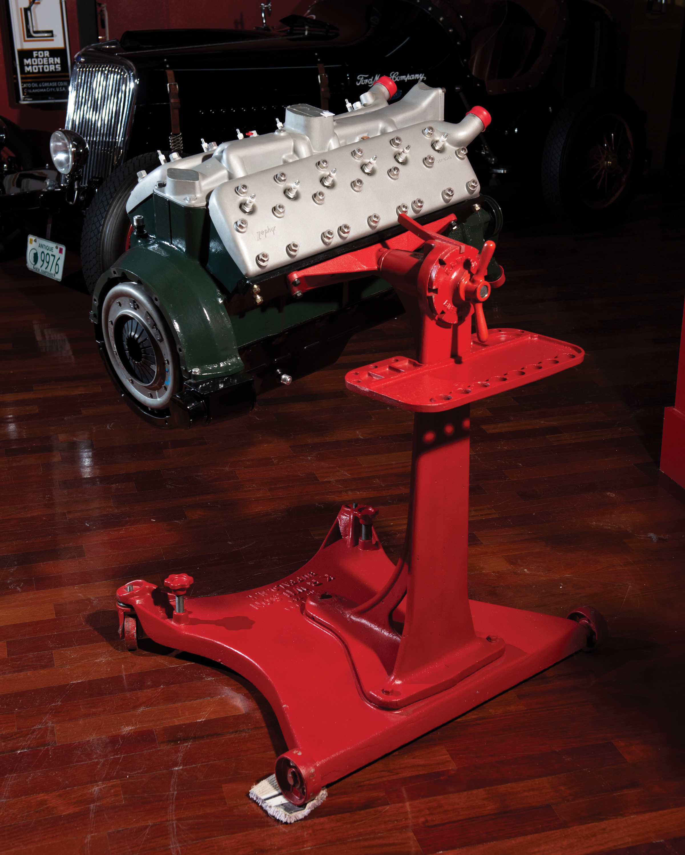 A Crate Engine With A Difference - Roush-Built Lincoln