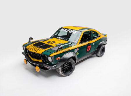 Mazda RX-3 Race Car 1