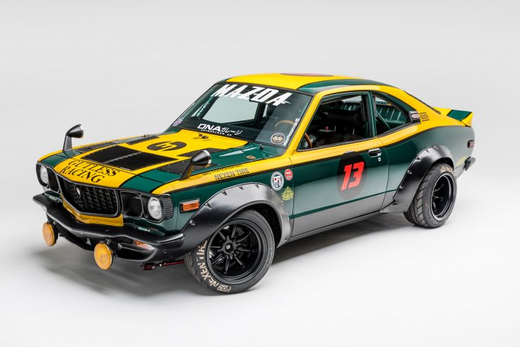 Mazda RX-3 Race Car