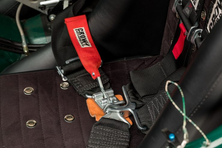 Mazda RX-3 Race Car Seatbelt