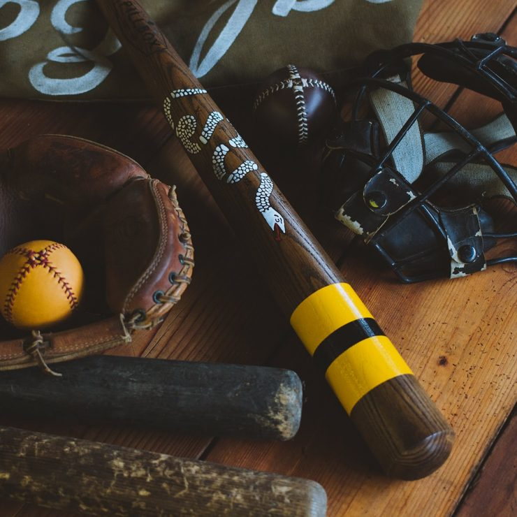 Pillbox Bat Co Baseball