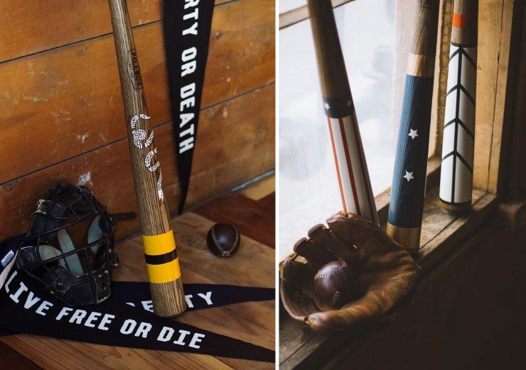 Traditional Baseball Bat