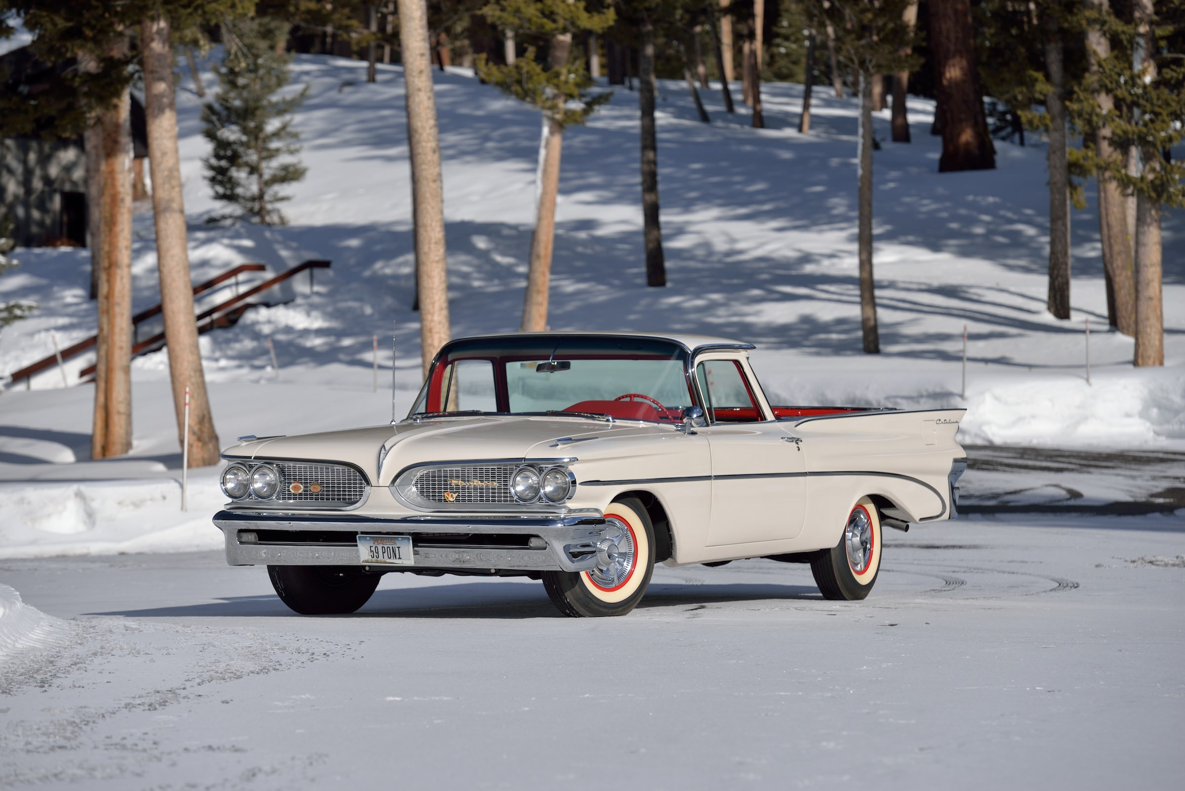 The Original 1959 Pontiac El Catalina Prototype - Only 1 Was
