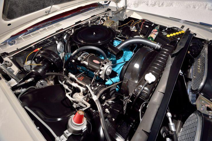 Pontiac El Catalina Prototype V8