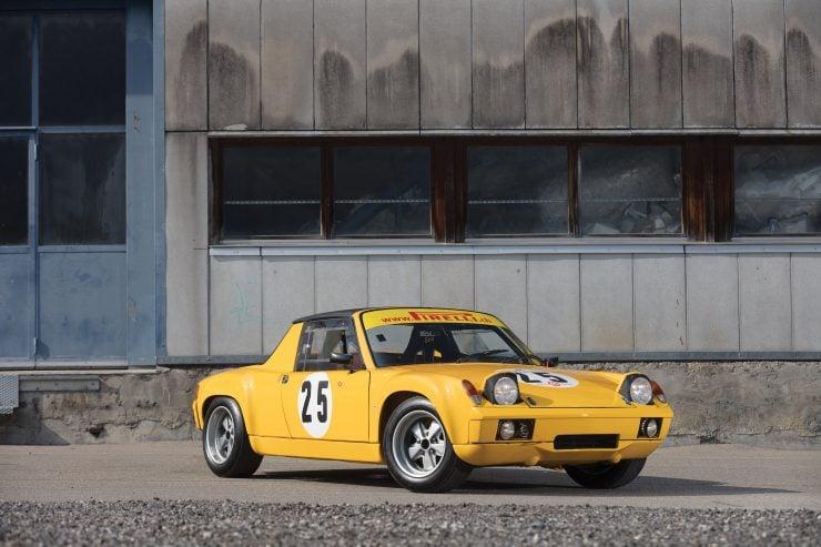 Porsche 914/6 Main