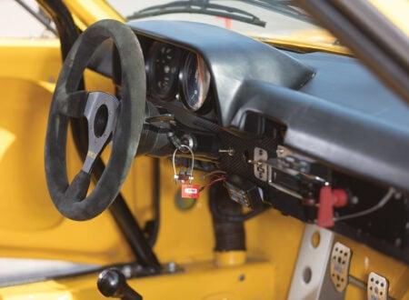 Porsche 914/6 Interior