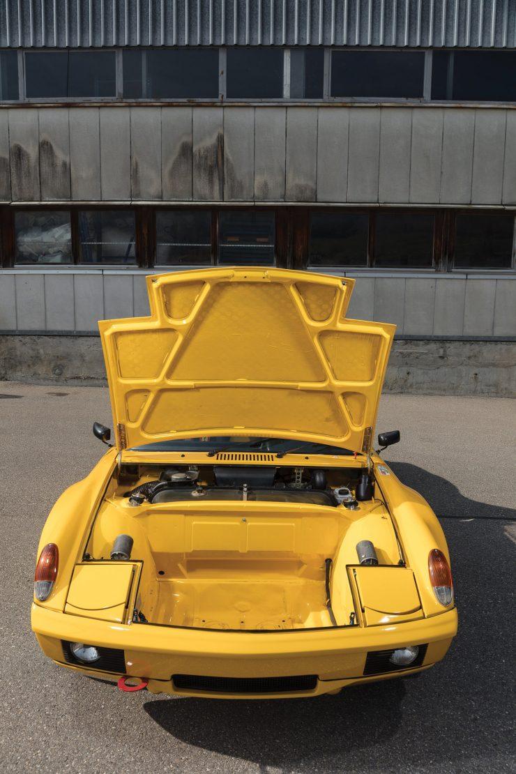 Porsche 914/6 Trunk