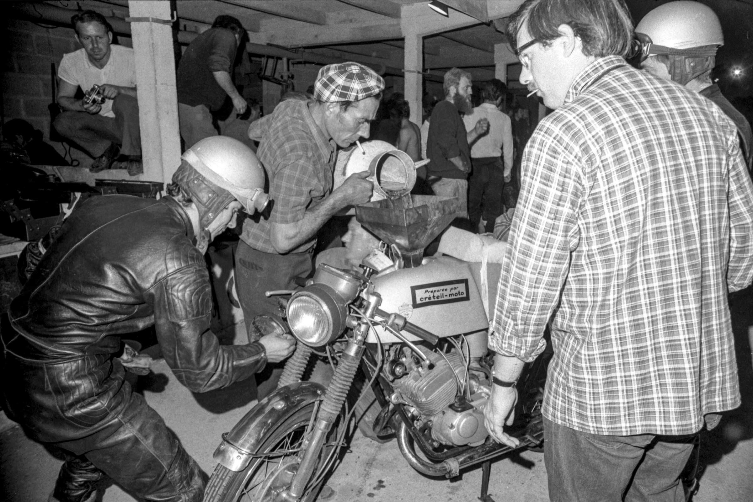 Bol d'Or Motorcycle Race
