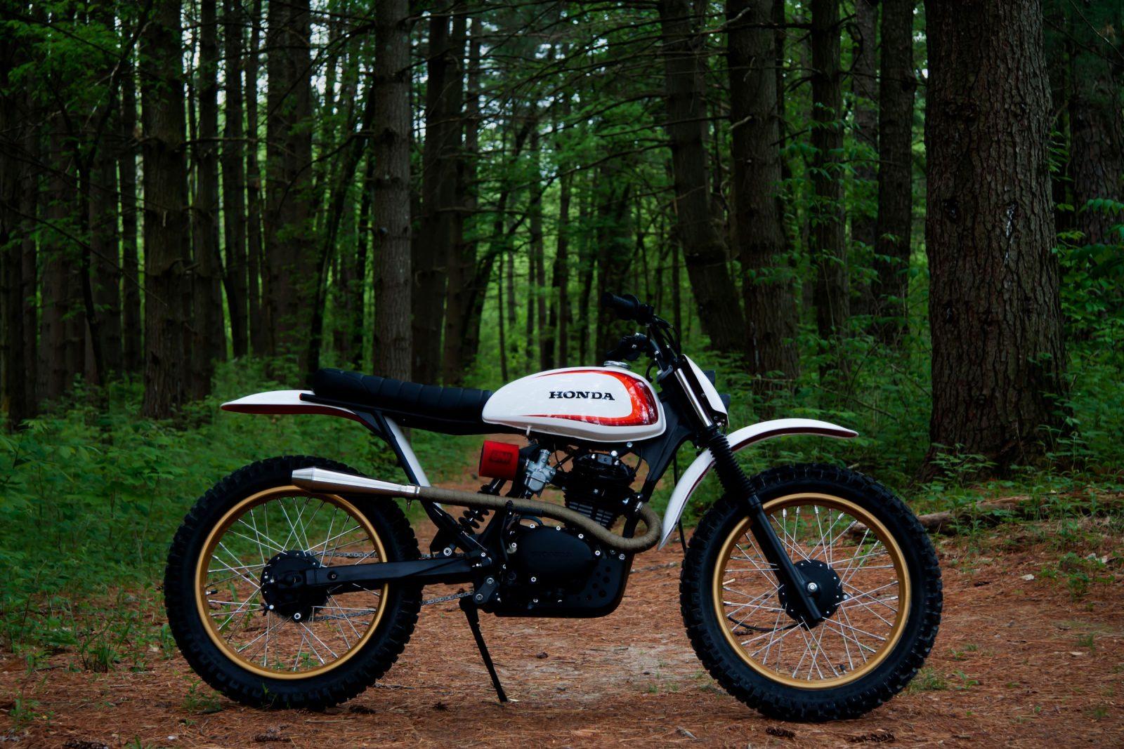 Honda XL230 - The Time Machine | Adventure Rider