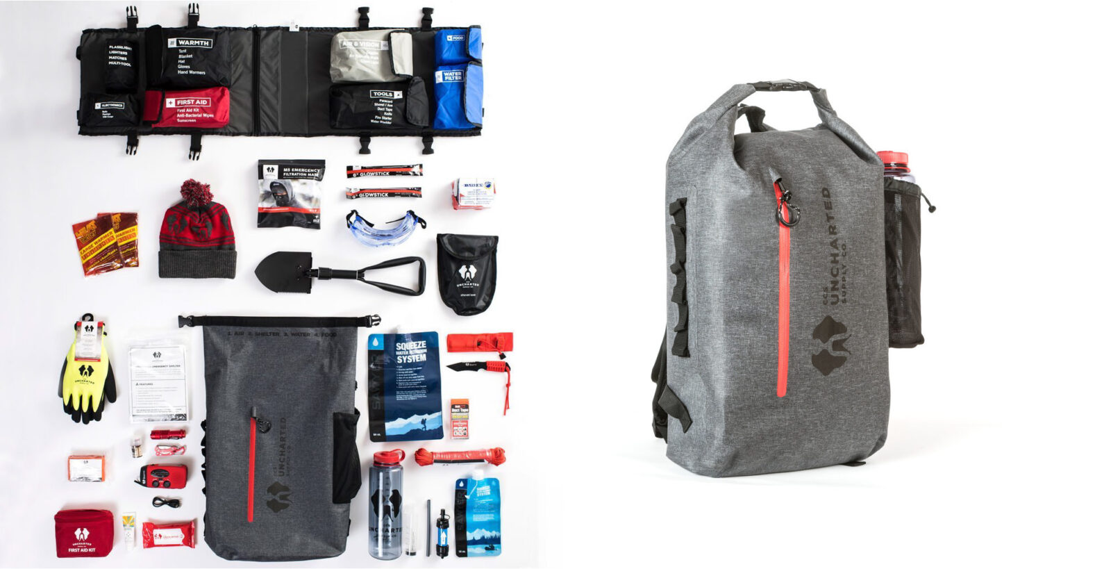The Seventy2 Survival System - A Bug Out Bag For The 21st Century