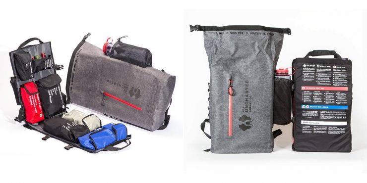 Seventy2 Survival System - A Bug Out Bag For The 21st Century